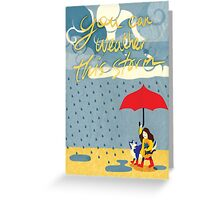 You Can Weather This Storm Greeting Card