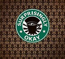 Sherlock's Coffee by violinsane