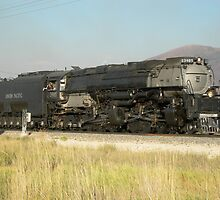 Steam Locomotive by buddrinker80