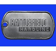 Battlefield Hardline Dogtag Photographic Print
