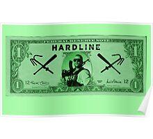 Hardline $$$ Poster