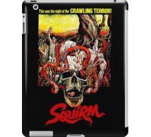 SQUIRM '76 iPad Case/Skin