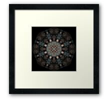Persnickety Palpitations of Magnificent Malformations Framed Print