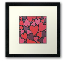Love Unlimited Framed Print