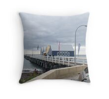 Busselton Information Centre Throw Pillow