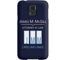 Better call... Jimmy Samsung Galaxy Case/Skin