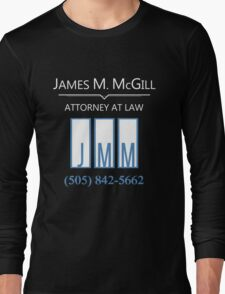 Better call... Jimmy Long Sleeve T-Shirt