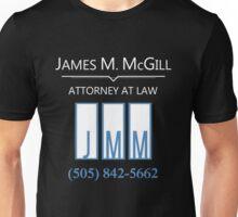 Better call... Jimmy Unisex T-Shirt