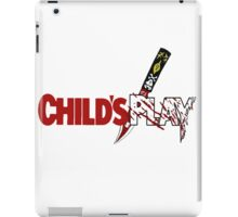 CHILD'S PLAY 1988 (SERIES 2) iPad Case/Skin