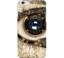 Sentience iPhone Case/Skin