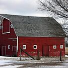 The Red Barn by CarolM
