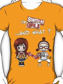 Switch Girl T-Shirt