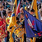 Siena Pageantry by phil decocco