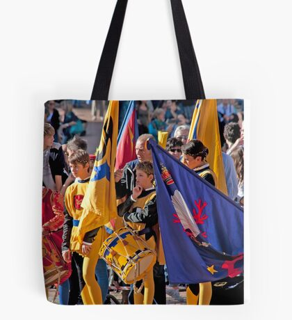 Siena Pageantry Tote Bag