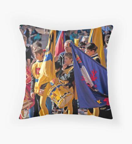 Siena Pageantry Throw Pillow