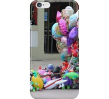 Missing Balloon Man iPhone Case/Skin