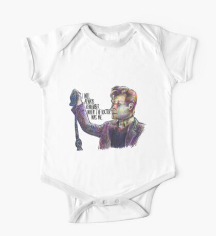 When the doctor was me One Piece - Short Sleeve