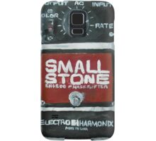 Radiohead Small Stone Guitar Pedal Fine Art Print Of Acrylic Painting Samsung Galaxy Case/Skin