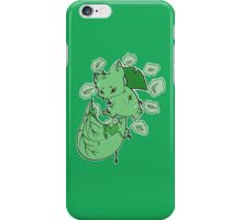 Plant Elemental Kitsune iPhone Case/Skin