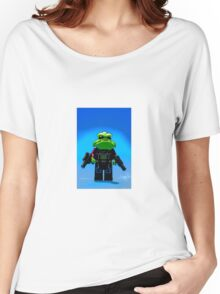 Galactic Gangster Women's Relaxed Fit T-Shirt