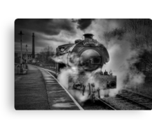 'The Lancastrian' Canvas Print