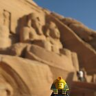 Gepsut and Abu Simbel by geppelin