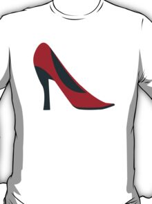 High-Heeled Shoe EmojiOne Emoji T-Shirt
