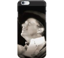 George Strait: King of the Charts, Strait to the Top iPhone Case/Skin