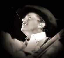 """""""George Strait: King of the Charts, Strait to the Top""""... prints and products by © Bob Hall"""