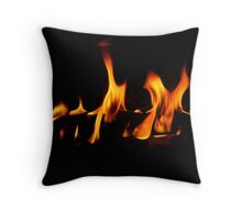 Come On Baby... Throw Pillow