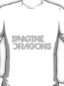 Imagine Dragons Logo T-Shirt
