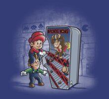 Arcade Kong by trheewood