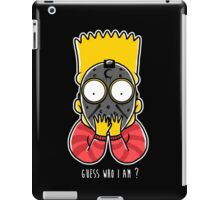 Perfect Undercover iPad Case/Skin