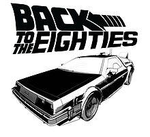 Back To The Eighties by eZonkey