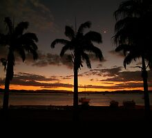 Cooktown Sunset by Lisa Evans