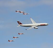 Airbus A330 by krusi5