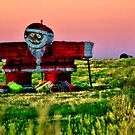 """Santa Baled Out on Christmas Eve"" by Phil Thomson IPA"