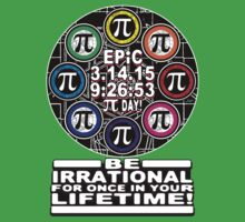 Ultimate Irrational Pi Day  With Epic Pi Symbols Baby Tee