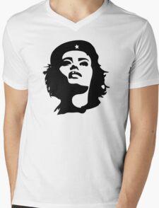Woman Revolution Mens V-Neck T-Shirt
