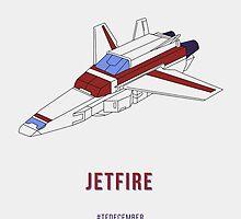 TFDecember 17 - Jetfire by josedelavega