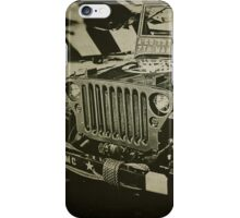 Jeep 3 iPhone Case/Skin