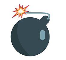 Bomb EmojiOne Emoji by emoji