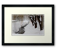 The Story Continues Framed Print