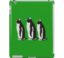 3 Penguins Leonard iPad Case/Skin
