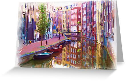 Canal Street by ezcat