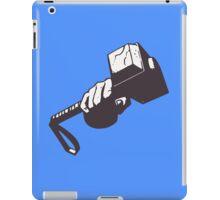 Thor hammer iPad Case/Skin