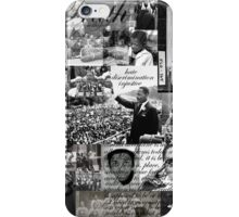 Black History Collage iPhone Case/Skin