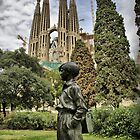 Sagrada familia 2  by Paul Thompson Photography