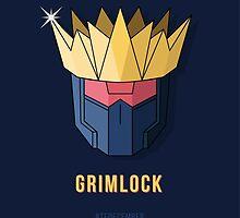 TFDecember 28 - Grimlock G1 by josedelavega
