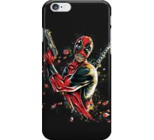 Deadpool - Tango of Death iPhone Case/Skin